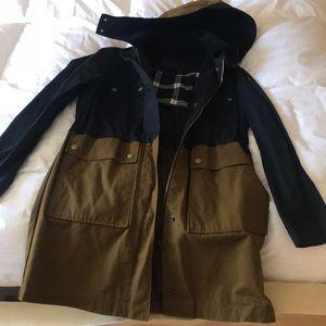 J crew two toned women's jacket